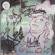 Click here for more info about 'Nine Black Alps - Unsatisfied - Autographed!'