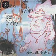 Click here for more info about 'Nine Black Alps - Unsatisfied'