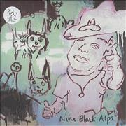 Click here for more info about 'Nine Black Alps - Unsatisfied - Turquoise Vinyl'