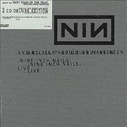 Click here for more info about 'Nine Inch Nails - And All That Could Have Been - sealed'