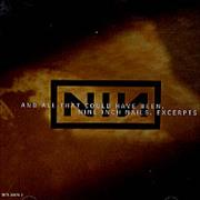 Click here for more info about 'Nine Inch Nails - And All That Could Have Been Excerpts'