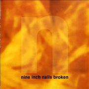 Click here for more info about 'Nine Inch Nails - Broken + 7