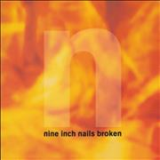 Click here for more info about 'Nine Inch Nails - Broken EP'