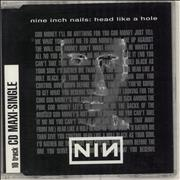 Nine Inch Nails Head Like A Hole USA CD single