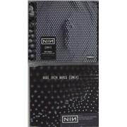 Nine Inch Nails Only UK CD/DVD single set