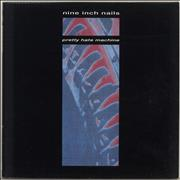 Click here for more info about 'Nine Inch Nails - Pretty Hate Machine'