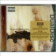 Click here for more info about 'Nine Inch Nails - The Downward Spiral - Sealed'