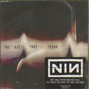 Nine Inch Nails The Hand That Feeds UK CD/DVD single set