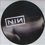 "Nine Inch Nails The Hand That Feeds USA 10"" Picture Disc"