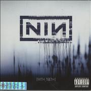 Click here for more info about 'Nine Inch Nails - With Teeth - EX'