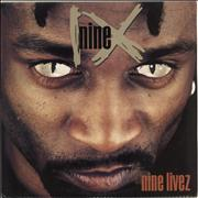 Click here for more info about 'Nine - Nine Livez'