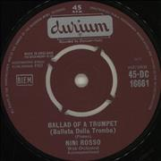Click here for more info about 'Nini Rosso - Ballad Of A Trumpet (Ballata Della Tromba)'