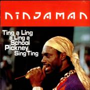 Click here for more info about 'Ninja Man - Ting A Ling A Ling A School Pickney Sing Ting'