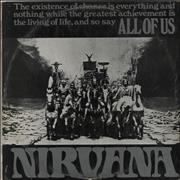 Click here for more info about 'Nirvana (UK) - All Of Us - 1st'