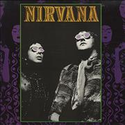 Click here for more info about 'Nirvana (UK) - Black Flower'