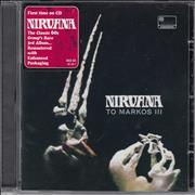Click here for more info about 'Nirvana (UK) - To Markos lll'