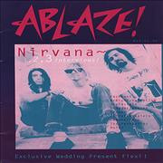 Click here for more info about 'Nirvana (US) - Ablaze'