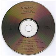 Click here for more info about 'Nirvana (US) - About A Girl Acoustic'