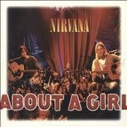 Click here for more info about 'Nirvana (US) - About A Girl'