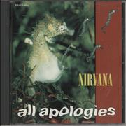 Click here for more info about 'Nirvana (US) - All Apologies'