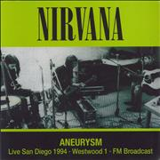 Click here for more info about 'Nirvana (US) - Aneurysm: Live San Diego 1994 · Westwood 1 · FM Broadcast'
