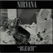 Click here for more info about 'Nirvana (US) - Bleach - Black Vinyl'