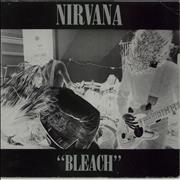 Click here for more info about 'Nirvana (US) - Bleach - EX'