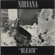 Click here for more info about 'Nirvana (US) - Bleach - Green Vinyl'