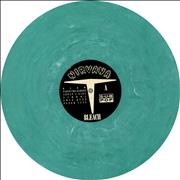 Click here for more info about 'Bleach - Marbled Green vinyl'