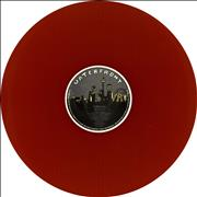 Click here for more info about 'Nirvana (US) - Bleach - Red Vinyl'