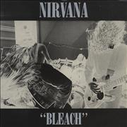 Click here for more info about 'Nirvana (US) - Bleach - WHITE VINYL - mint'