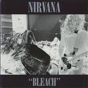Click here for more info about 'Nirvana (US) - Bleach'