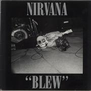 Click here for more info about 'Nirvana (US) - Blew - EX'