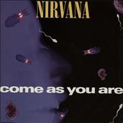 Click here for more info about 'Nirvana (US) - Come As You Are - EX'
