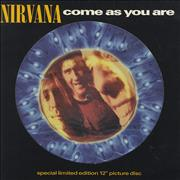 Click here for more info about 'Nirvana (US) - Come As You Are'