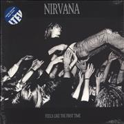 Click here for more info about 'Nirvana (US) - Feels Like The First Time'