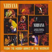 Click here for more info about 'Nirvana (US) - From The Muddy Banks Of The Wishkah - 180g Vinyl - Sealed'