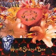 Click here for more info about 'Nirvana (US) - Heart Shaped Box'