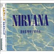 Click here for more info about 'Nirvana (US) - Hormoaning - Original Issue'
