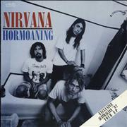 Click here for more info about 'Nirvana (US) - Hormoaning - Red Vinyl'