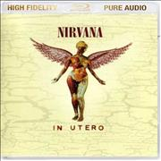Click here for more info about 'Nirvana (US) - In Utero'