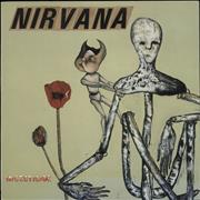 Click here for more info about 'Nirvana (US) - Incesticide - Blue Vinyl - EX'