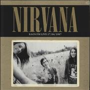Click here for more info about 'Nirvana (US) - KAOS FM Live 17/04/1987'