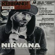 Click here for more info about 'Kerrang! Magazine - Kerrang! Magazine - Oct 02'