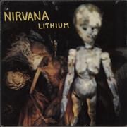Click here for more info about 'Nirvana (US) - Lithium - Ex'