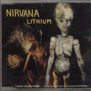 Click here for more info about 'Nirvana (US) - Lithium'