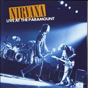 Click here for more info about 'Nirvana (US) - Live At The Paramount - 180gm'