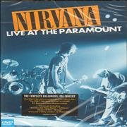 Click here for more info about 'Nirvana (US) - Live At The Paramount - Sealed'
