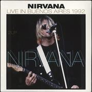 Click here for more info about 'Nirvana (US) - Live In Buenos Aires 1992 - Sealed'