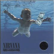 Click here for more info about 'Nirvana (US) - Nevermind - 180gm - Sealed'
